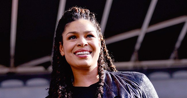 'American Idol' Alum Jordin Sparks' Gray-Eyed Son Dana Looks like Mom Showing His Cute Braids