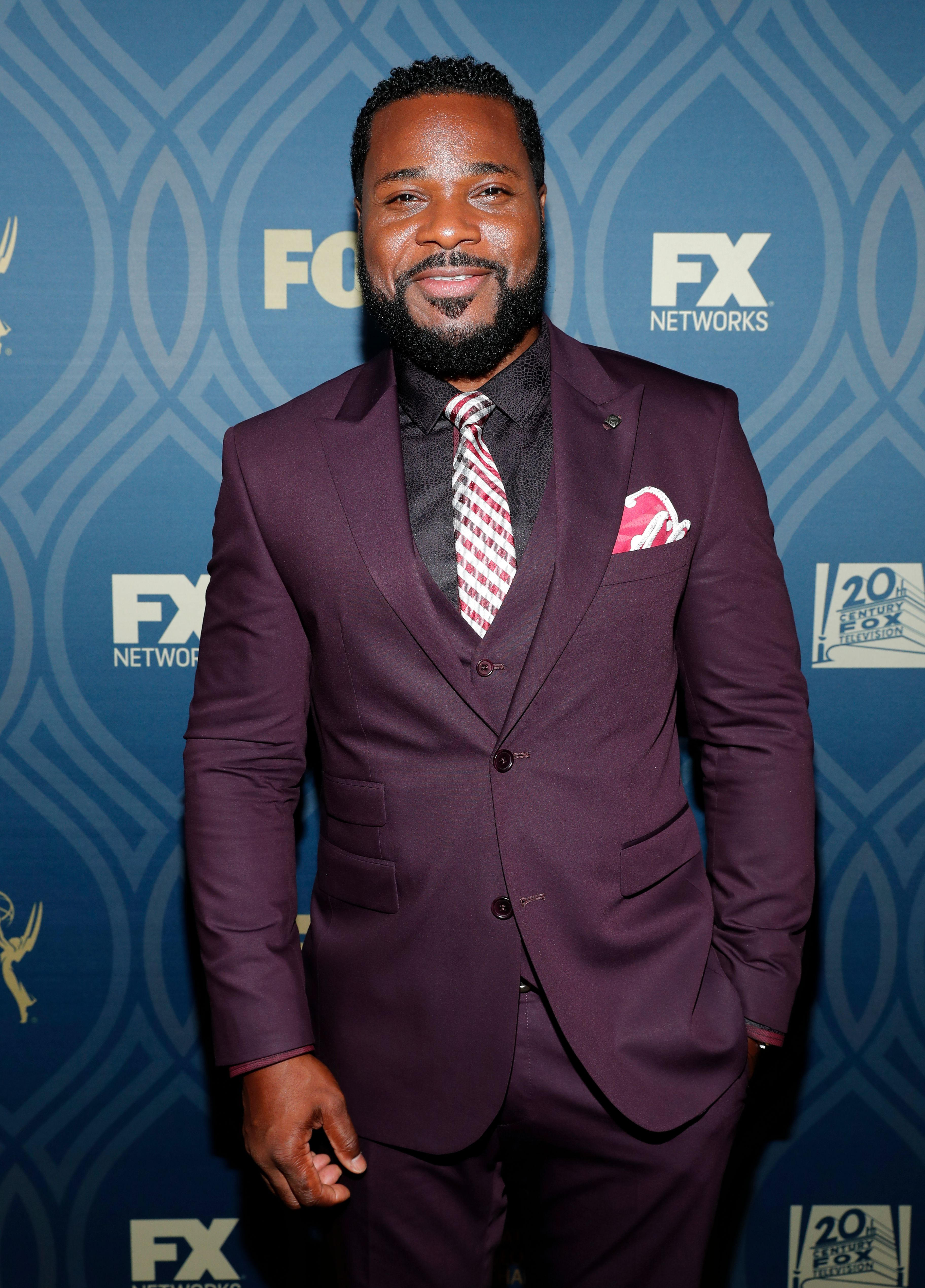 Actor Malcolm-Jamal Warner at Twentieth Century Fox Television's 68th Primetime Emmy Awards after-party at Vibiana on September 18, 2016 | Photo: Getty Images