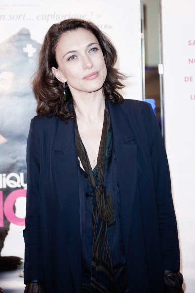 Natacha Lindinger à l'UGC Cine Cite des Halles le 18 juin 2012 à Paris, France. | Photo : Getty Images