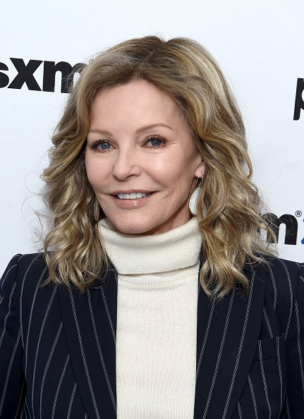 Cheryl Ladd at SiriusXM Studios on March 11, 2020 in New York City. | Photo: Getty Images