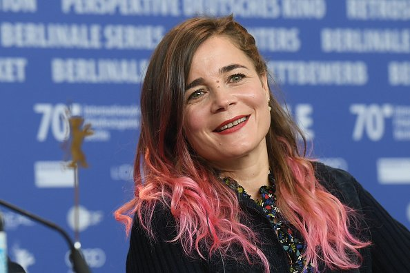 Blanche Gardin au Grand Hyatt Hotel le 24 février 2020 à Berlin, Allemagne. | Photo : Getty Images