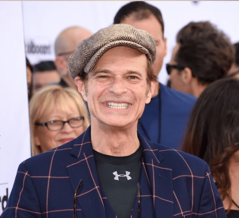 Singer David Lee Roth attends the 2015 Billboard Music Awards at MGM Grand Garden Arena on May 17, 2015 in Las Vegas, Nevada | Photo: Getty Images
