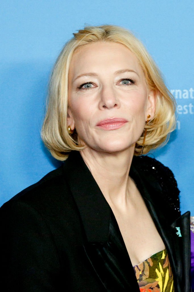 Cate Blanchett Admits She Recently Had A Chainsaw Accident But Is Fine