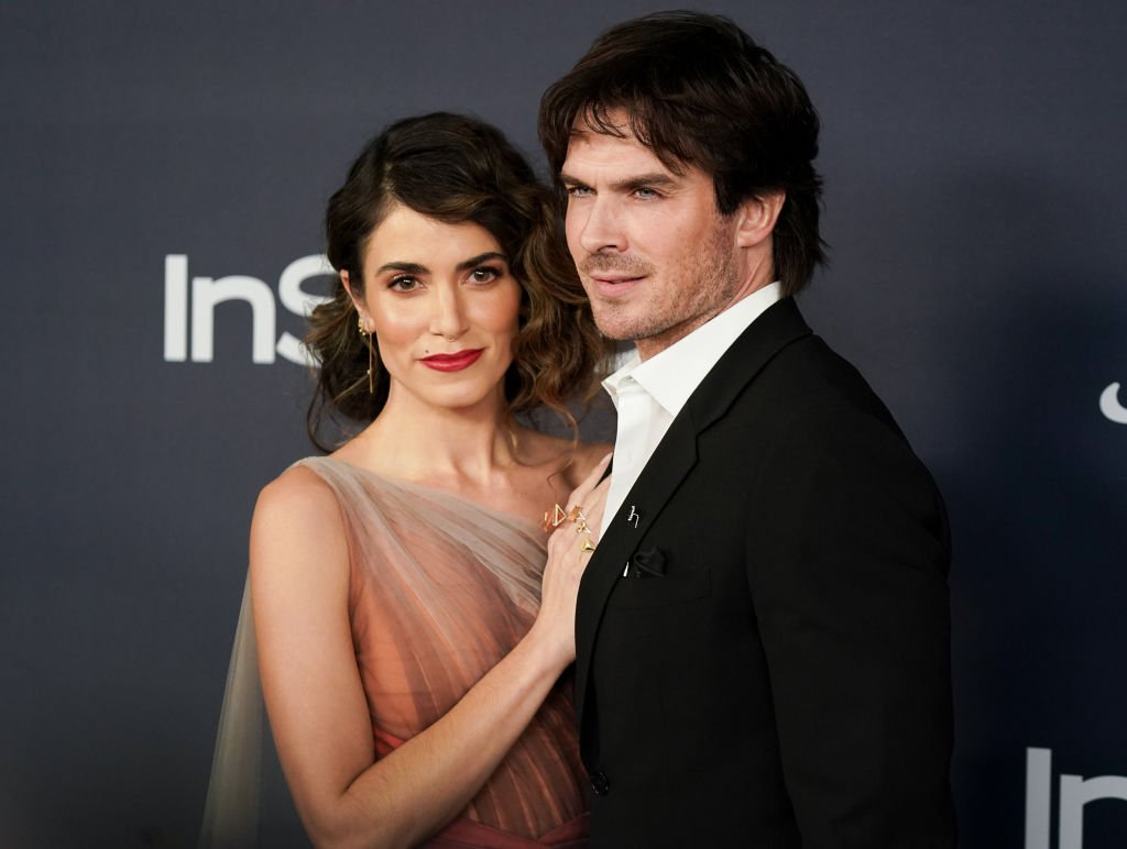 Nikki Reed and Ian Somerhalder attend the 21st Annual Warner Bros. And InStyle Golden Globe After Party | Photo: Getty Images