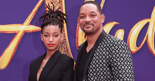 Will and Jada Pinkett-Smith's Daughter Willow Shows off Her Flexibility While Doing Yoga in Pics
