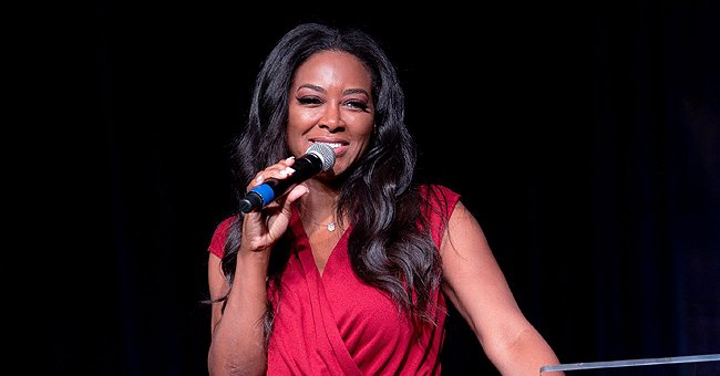 Kenya Moore Says Her Daughter Brooklyn Is Inspired by 'The Masked Singer' Winner Kandi Burruss
