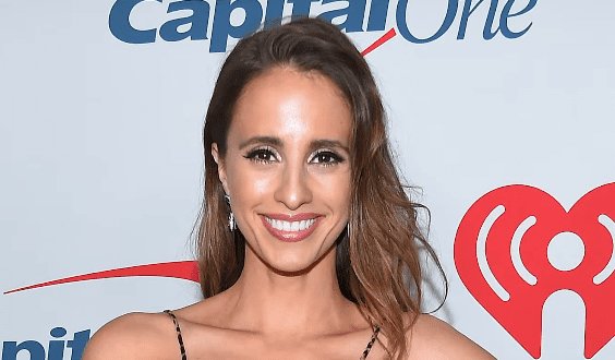 Vanessa Grimaldi at the iHeartRadio Podcast Awards Presented By Capital One at iHeartRadio Theater on January 18, 2019 in Burbank, California | Photo: YouTube/US Weekly