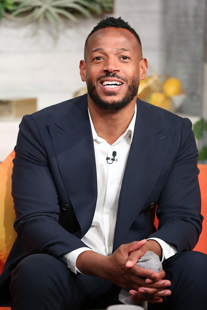 """Marlon Wayans at BuzzFeed's """"AM to DM"""" in New York City in August 2019. 