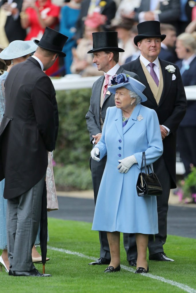 Queen Elizabeth II on day 1 of Royal Ascot at Ascot Racecourse | Photo: Getty Images