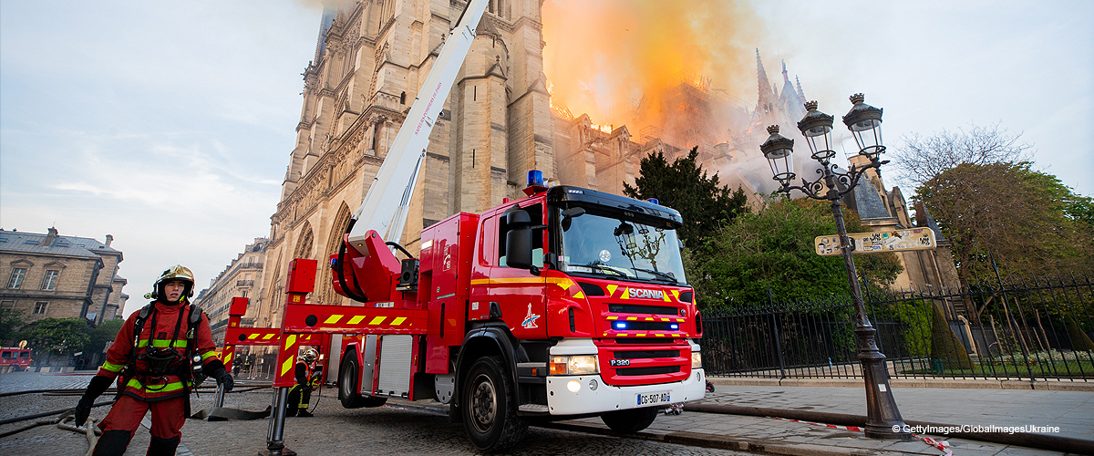 Notre-Dame de Paris : la raison pour laquelle les pompiers n'ont pas utilisé Canadair lors de l'incendie