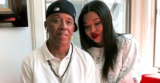 Kimora Lee Simmons' Daughter Ming Admits She Misses Dad Russell as She Shares a Sweet TBT Snap