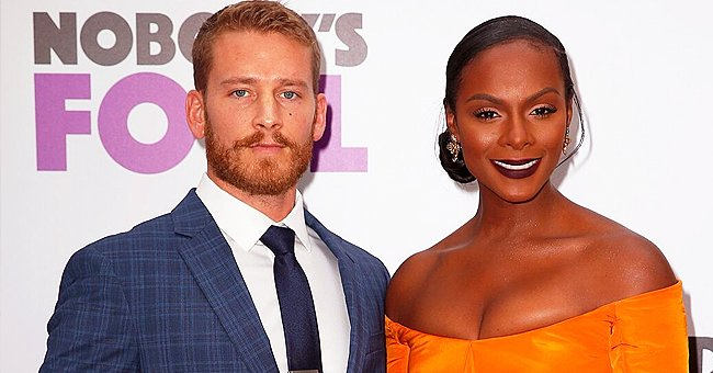 Tika Sumpter's Fiance Nicholas J Muscarella Calls Her Amazing Woman in Mother's Day Tribute