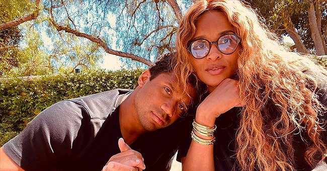 Pregnant Ciara Gushes about Husband Russell Wilson in a Loving Post
