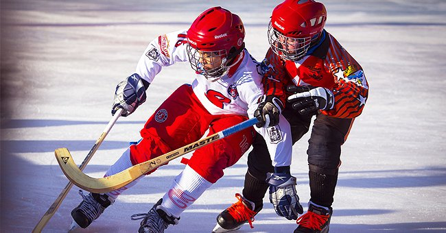 Daily Joke: Coach Calls One of His 7-Year-Old Hockey Players Aside for a Talk