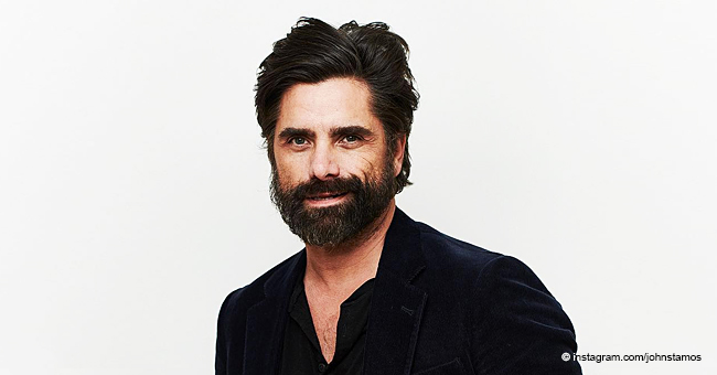 John Stamos Shares a Rare Photo with His Little Son, and Their Joint Gardening Is Adorable
