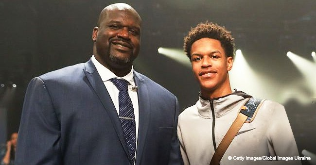 Shaq O'Neal's Son Shareef Reveals He's 6 Weeks Away from Return to the Court after Heart Surgery