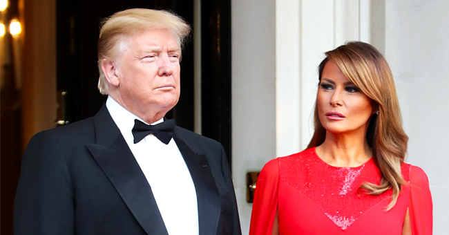 Donald Trump Compares His Wife to Jacqueline Kennedy: 'We'll Call It Melania T. Okay?'