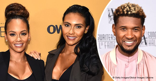 Evelyn Lozada responds to rumors that Usher is dating her daughter Shaniece Hairston