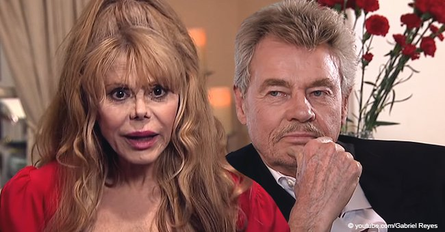 Charo's longtime husband commits suicide at the age of 79, reports say