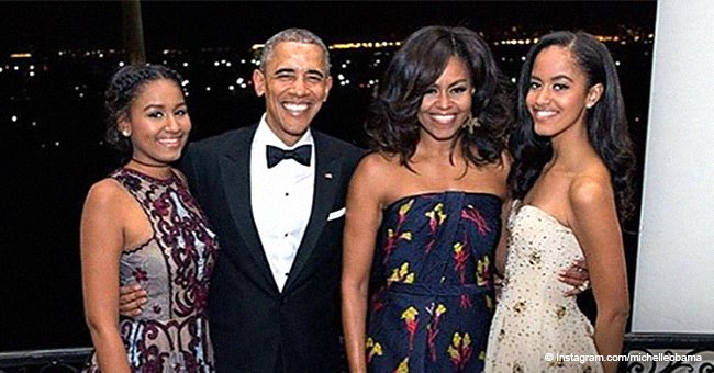 Michelle Obama celebrates love-filled day with sweet post dedicated to 'my valentines'