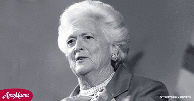 Barbara Bush will be buried with deceased toddler daughter