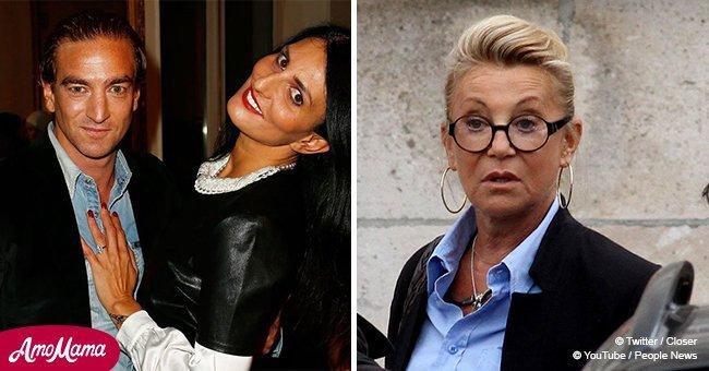 Sheila a refusé de laisser la femme de son fils Ludovic Chancel faire un discours lors de ses funérailles