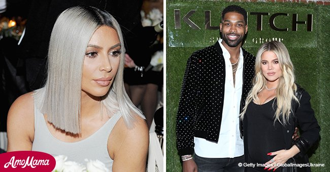 Kim Kardashian reportedly blasts Khloe for staying with 'cheating' Tristan