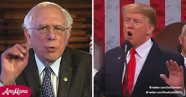 Sen. Bernie Sanders slams Donald Trump's SOTU address as 'racist'