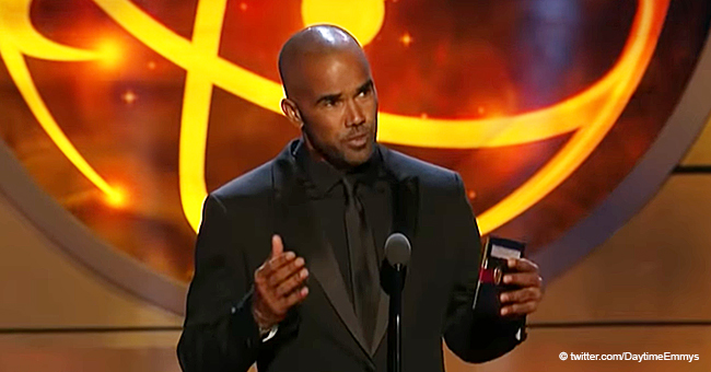 Shemar Moore Delivers a Heart-Wrenching Speech Honoring Kristoff St John