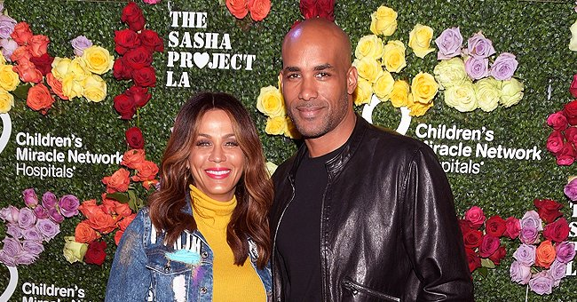 Inside Nicole Ari Parker and Boris Kodjoe's Flirty Relationship Captured by Their Daughter Sophie