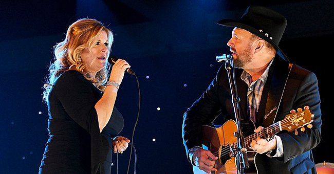 Garth Brooks Reveals Why He Bows on Stage to Fellow Country Music Star Trisha Yearwood