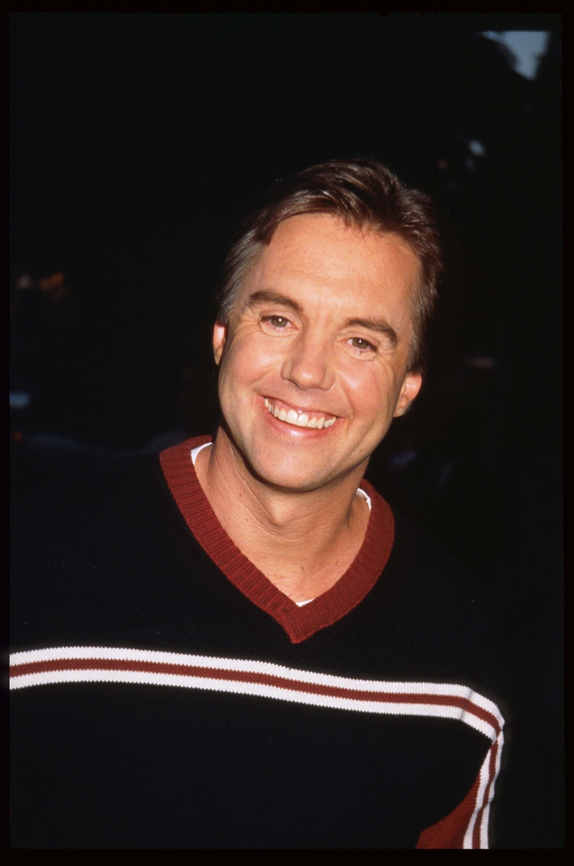 Shaun Cassidy smiles at a Fox network press party July 25, 1997 | Getty Images