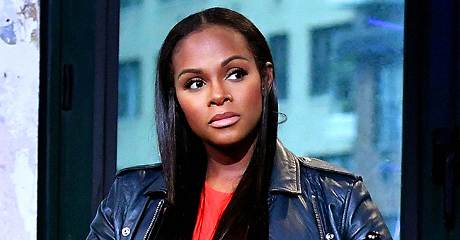 Tika Sumpter Shares Message for Brown Girls but Gets Slammed for Having White Fiancé