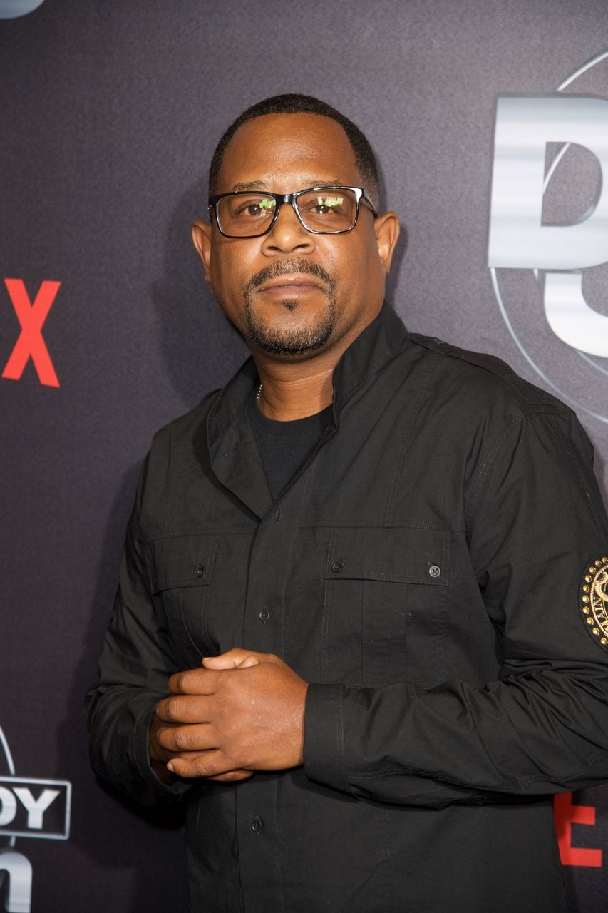 "Martin Lawrence at Netflix Presents Russell Simmons ""Def Comedy Jam 25."" 