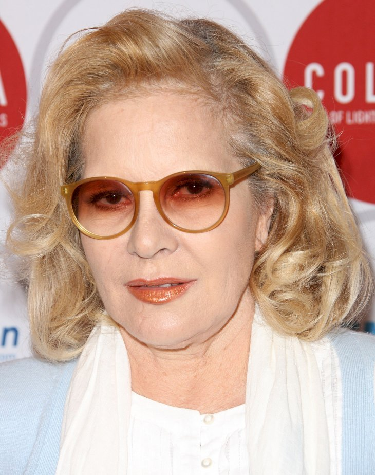 Sylvie Vartan porte une lunette. | Photo : GettyImage