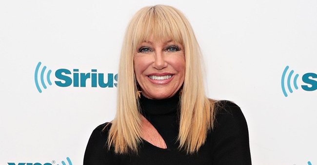 Suzanne Somers Celebrates 44 Years of Marriage with Husband Alan Hamel — See Her Sweet Tribute