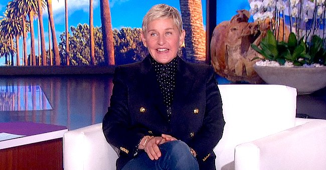 Ellen DeGeneres Gifts NYC Woman $10000 after She Found a Room behind Her Bathroom Mirror