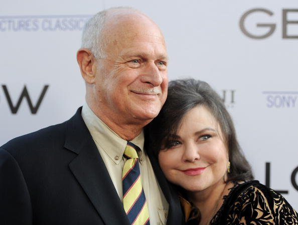 Gerald McRaney and Delta Burke at the Samuel Goldwyn Theater inside The Academy of Motion Picture Arts and Sciences on July 27, 2010 in Beverly Hills, California. | Photo: Getty Images