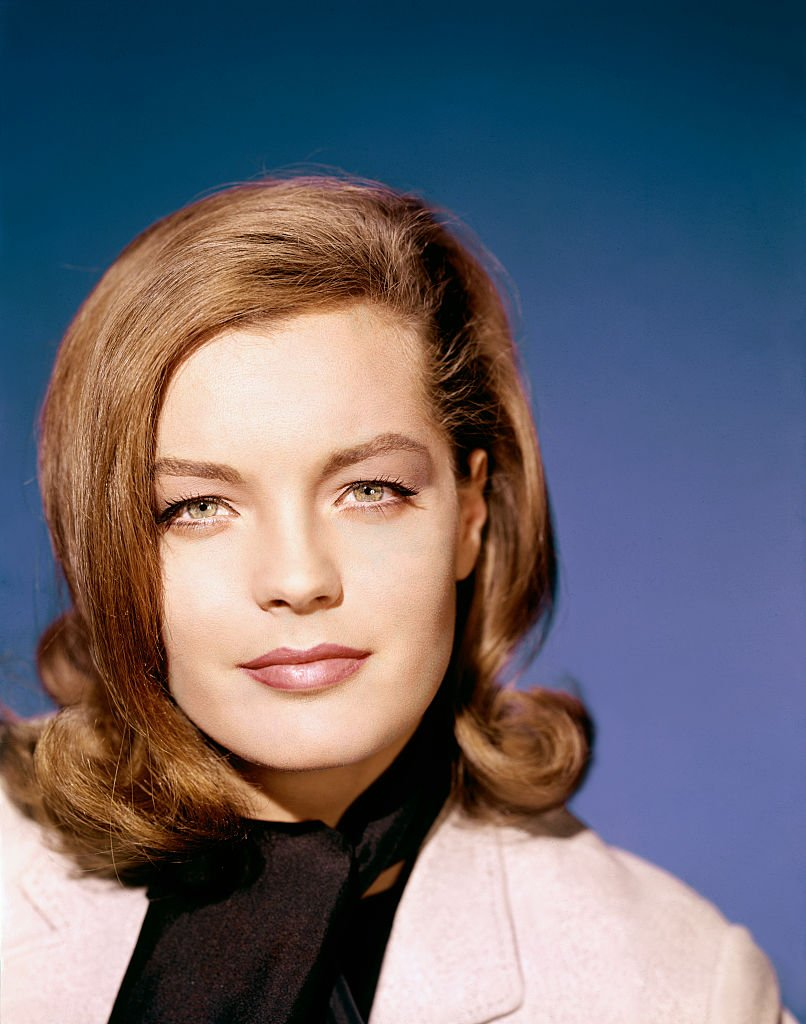 L'actrice Romy Schneider. | Source : Getty Images