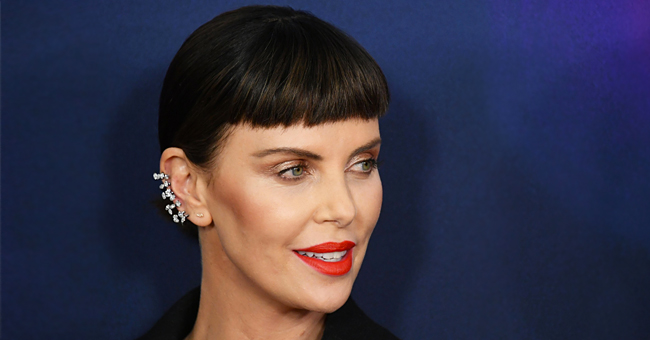 Charlize Theron Posts Rare Photo of Her 3-Year-Old Daughter during Family Vacation