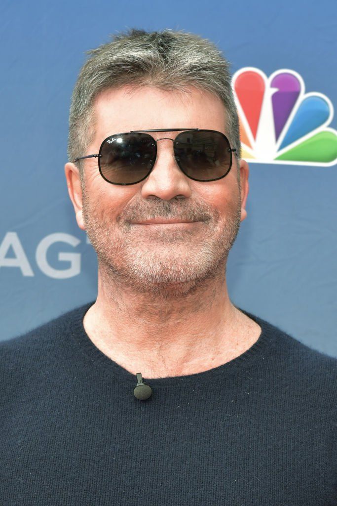 "Simon Cowell attends NBC's ""America's Got Talent"" Season 14 Kick-Off at Pasadena Civic Auditorium 
