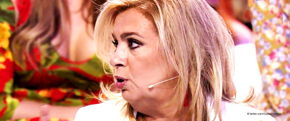 Carmen Borrego hace furiosa declaración: 'No voy a permitir que se hable de mi vagina'
