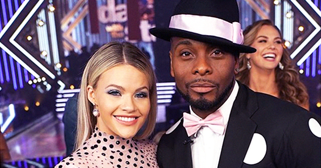 Witney Carson Fans Call out DWTS Judge Len Goodman after Remarks about Her Mistake during Routine