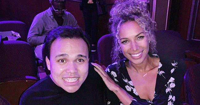 AGT: Kodi Lee Posted Pics with 'Bleeding Love' Singer Leona Lewis Right before the Show Finale