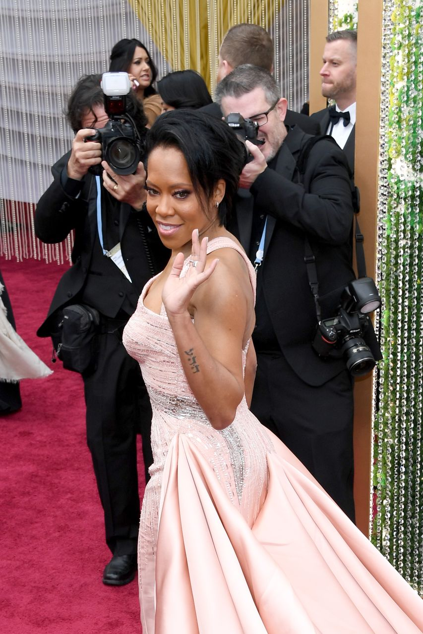 Regina King during the 92nd Annual Academy Awards at Hollywood and Highland on February 09, 2020 in Hollywood, California. | Source: Getty Images