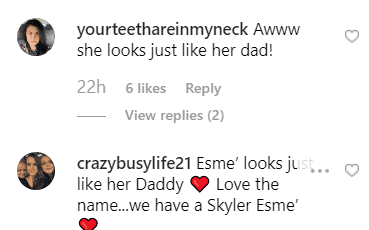 Fan comments on Tracy's Instagram post | Instagram: @tracy.pollan