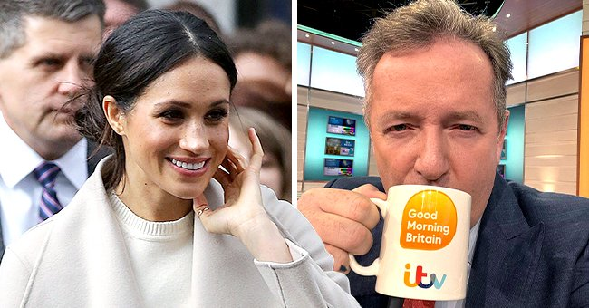 Piers Morgan Defends the Royal Family Following Meghan Markle's Tell-All Interview with Oprah