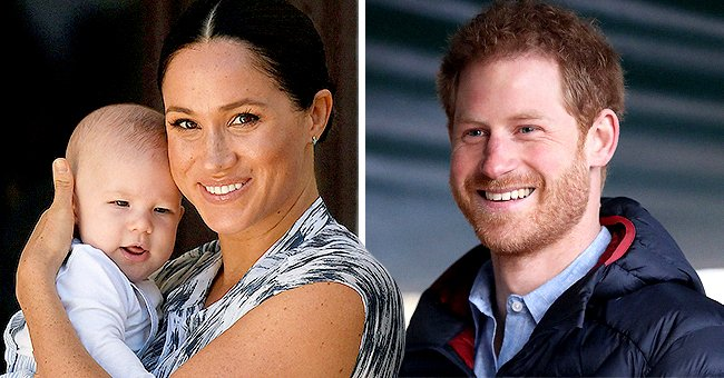 Prince Harry Is Back in Canada and Will Reunite with Meghan & Archie after Days Apart