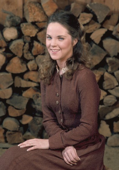 "Melissa Sue Anderson as Mary Ingalls Kendall on ""Little House on the Prairie"""