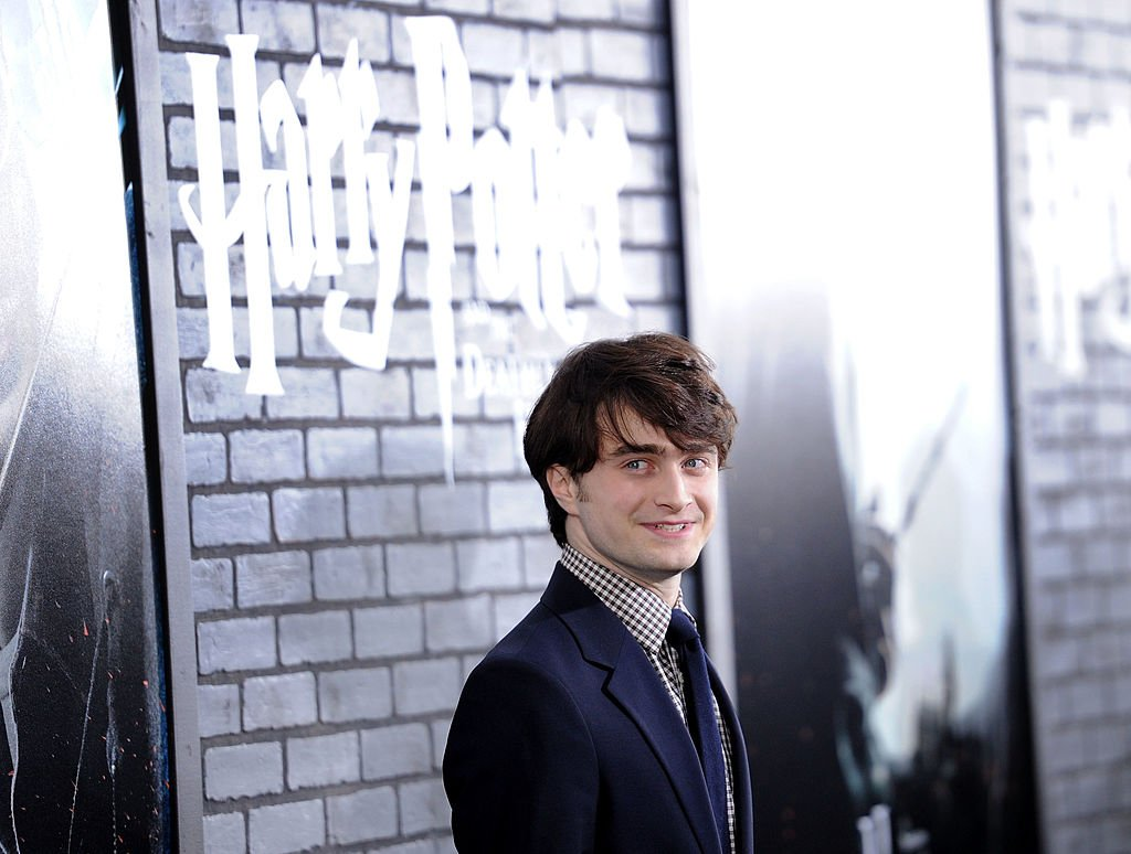 """Daniel Radcliffe at the """"Harry Potter and the Deathly Hallows - Part 1"""" premiere at Alice Tully Hall on November 15, 2010 in New York City.   Source: Getty Images"""